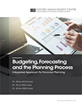 Budgeting, Forecasting and the Planning Process | Download pdf brochure