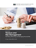 Treasury and Risk Management | Download pdf brochure