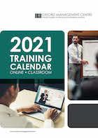 Download | 2021 Training Calendar